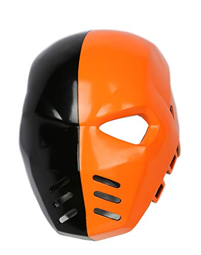 Xcoser Original Design Deathstroke Helmet Resin Full Head
