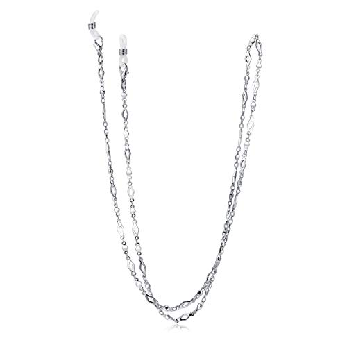 35bbee21162 Crimmy Stainless Steel Eyeglass Chain and Cords