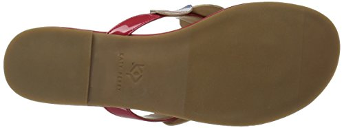 Red Sandal The Flat Sandy Perry Katy Multi Women's Spanish FEyq0FXU