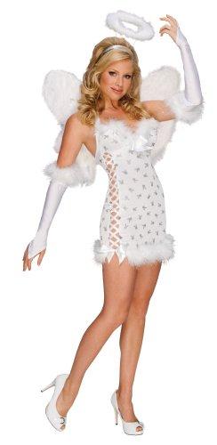Sexy Angel Costume - Small - Dress Size 6-8
