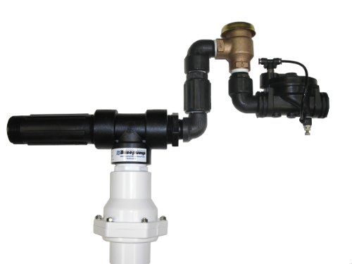 Basepump HB1000-AVB with Back-flow Prevention Vacuum Breaker