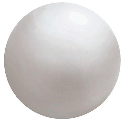 Qualatex 8' White Chloroprene Balloon by Qualatex