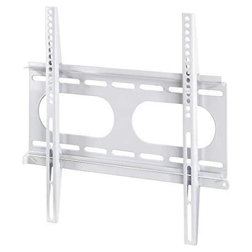 chollos oferta descuentos barato Hama Ultraslim Soporte de pared fijo para TV entre 32 56 máximo 50 kg VESA 400x400 color blanco