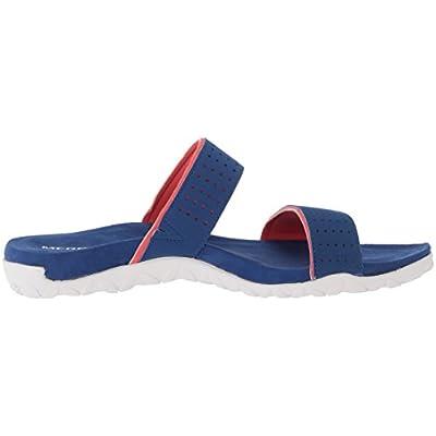 Merrell Women's Terran Ari Slide Sandal, Sodalite, 8 Medium US   Sport Sandals & Slides