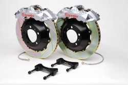 Brembo 1M2.8024A3 GT Big Brake Kit Front Slotted Infiniti G35 03-06