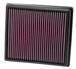 Replacement Air Filter - BMW 116i 1.6L-L4; 2011 ()
