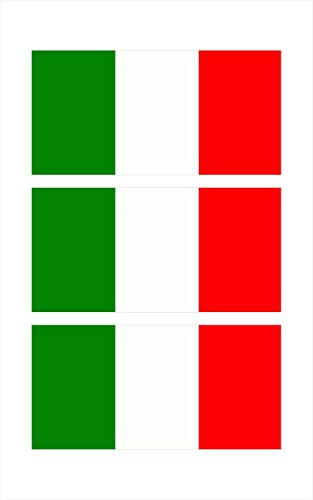 italian stickers hardhat - 8