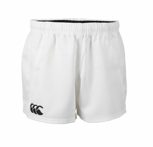 Canterbury Advantage Rugby Shorts, White, XXX-Large (Ccc Shorts)