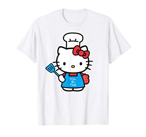 Hello Kitty Kiss the Chef T-Shirt ()