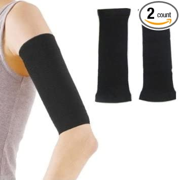ea27f46c18 Yosoo 1 Pair Fashion Fat Burning Slimming Weight Off Arm Shaper Arm Slimmer  Shapers Calorie Cellulite