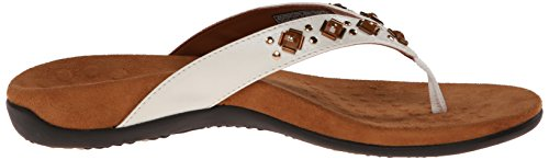 Womens White Synthetic Vionic Sandals Floriana dxqvwvZI