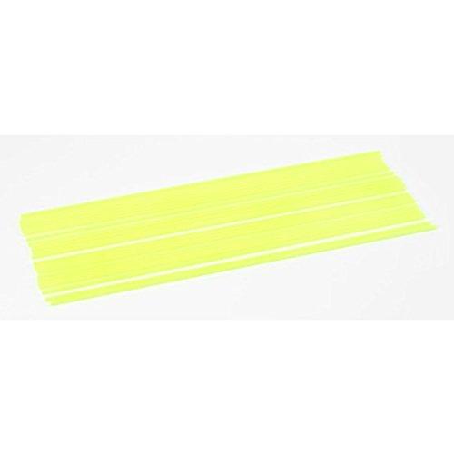 - Du-Bro 2358 Neon Yellow Antenna Tube (24-Pack)