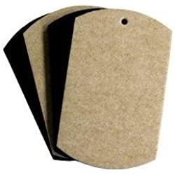 """EZ Moves Furniture Slides for Hard Surfaces - 8"""" x 4 3/4"""""""