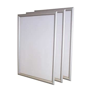 A2 SNAP SNAPPER POSTER PICTURE MENU CLIP FRAME HOLDERS (PACK OF 3 ...