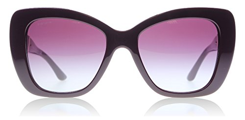 Versace VE4305Q 50664Q Purple VE4305Q Cats Eyes Sunglasses Lens Category 3 - Cat Sunglasses Versace Eye