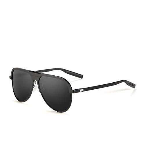 de Aluminio Aviador Viaje Gafas Sol de Pesca Gafas Espejo Guía para de C03 Hombres de C02 Smoke Plata Gafas Sol de de Bastidor Black TL polarizadas Sunglasses de wTtXxIYYq