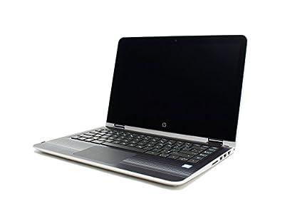 HP Pavilion X360 13-U138CA - Intel i5-7200U - 8GB RAM - 128GB SSD Touchscreen Laptop (Certified Refurbished)