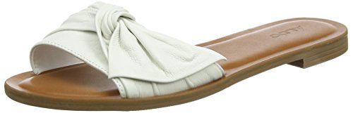 para Enroelia Bright Pantuflas Mujer White Aldo Blanco qZwH1n1xE