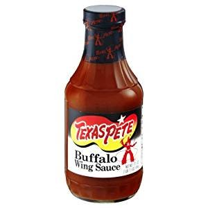(Texas Pete Buffalo Wing Sauce, Medium, 12 FL OZ)