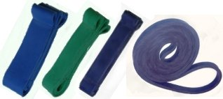 TAP Giant Flat Band Resistance Loop, 1 1/8-Inch x 41-Inch