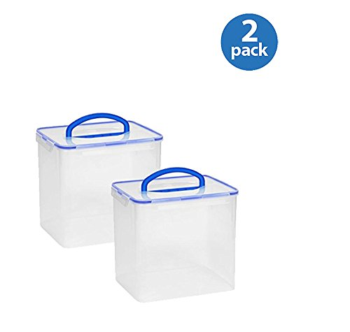 8 cup freezer containers - 2
