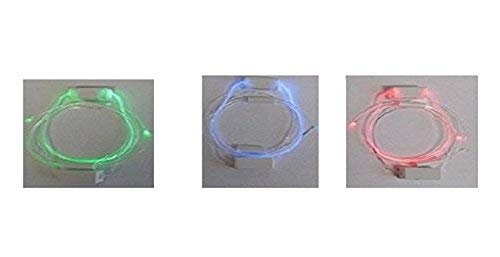 Halloween Wholesalers Light Up LED Shoelaces (Green) (12 Pack)