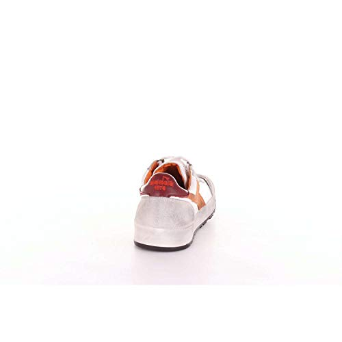 Diadora Sneakers Heri30 Arancio E Bianco Uomo rrRqx7B