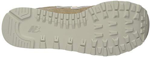 New Balance Men's 515 V1 Sneaker, Hemp/Light Cliff Grey, 17 4E US
