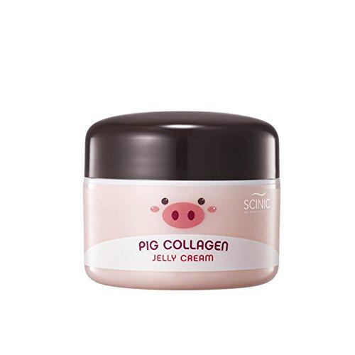 SCINIC cochon collagène gelée crème Face peau tous Types de femmes élasticité 50ml