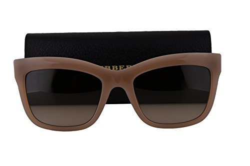 Burberry BE4207 Sunglasses Opal Beige w/Brown Gradient Lens 357213 BE - Cheap Sunglasses Burberry