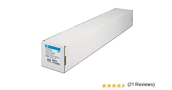 Brand Management Group Q1397A 914mm 45.7m - Papel para Plotter: Amazon.es: Informática