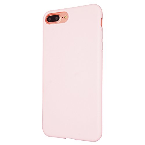 Baby Pink Silicone Skin Case - 6