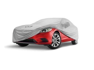 0000-8J-H50 Car Cover Mazda Genuine