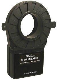 ALZO Sparks Light for Jewelery & Jemstone Photography - by alzodigital.com by ALZO Digital