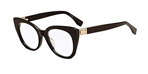 50 De brown 0272 Fendi Marrón Ff Mujer Gafas Para 09q Sol wfOXaqtx