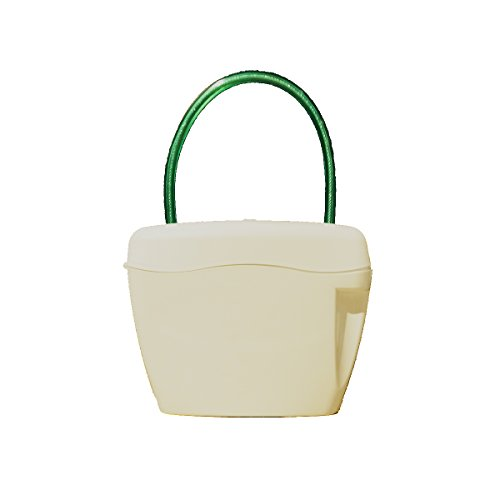 Borsa LOOK-AT-ONE LUCCHETTO Donna Bianco - LAOBIANCO-V