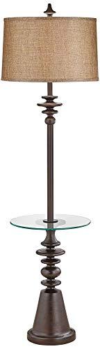Pacific Coast Lighting Windermere Floor Lamp in Espresso ()