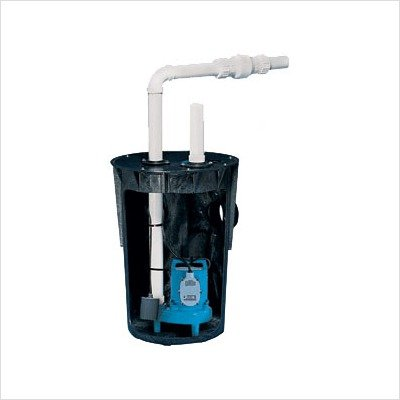 Package Simplex 10s Smpx (Little Giant 10S-Smpx Simplex Sump Package)