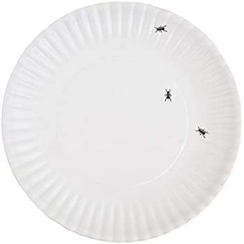 Picnic Ants Faux Paper 9-inch Melamine Plates Set of 4  sc 1 st  Amazon.com & Amazon.com: Mary Lake-Thompson BBQ Picnic 9-inch Melamine Plates ...