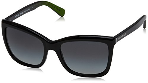 Michael Kors women MK 2039 321611 BLACK - Black Michael Kors Sunglasses