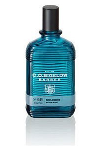 C.o. Bigelow Barber Elixir Blue Cologne for MEN By Bath & Body Works - 2.5 Oz EDT Spray