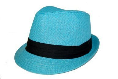 The Hatter Co. Tweed Classic Cuban Style Fedora Fashion Cap Hat - (5 Colors Available) (Light -