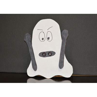Animatronic Halloween Ghost Prop Kit - No Uno]()