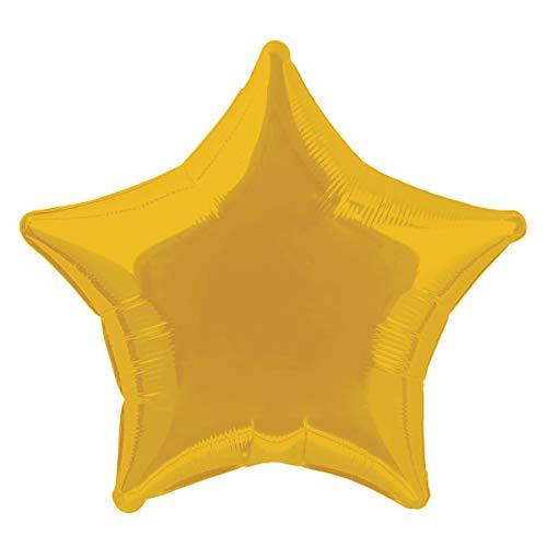 20'' Foil Gold Star Balloon