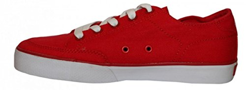 Sneakers Skateboard Circa 50CL Schuhe Red Damenschuhe IxOPB18