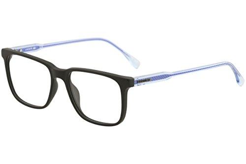- Eyeglasses LACOSTE L 2810 002 MATTE BLACK