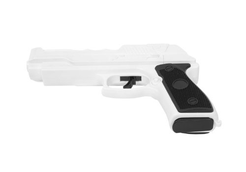 Datel Precision FX Pistol (with built in Nunchuk) (Wii) by By Datel