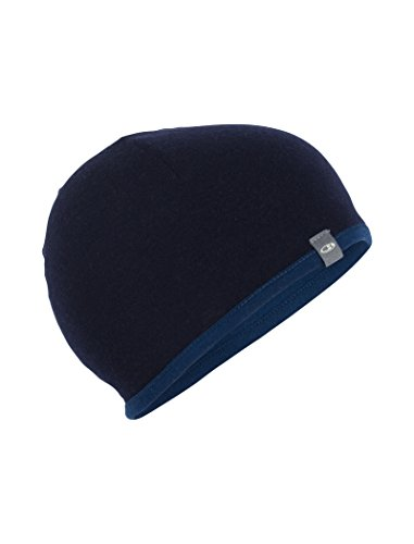 Icebreaker Cabeza para Accesorio Midnight Pocket Navy la Unisex Hat Largo tqrwXc4r