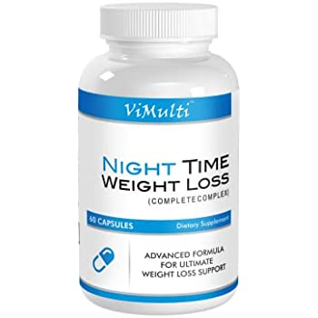 Lose Weight While You Sleep With Vimulti Night Time Fat Burner and Night Time Weight Loss Pills Will Help You Lose Weight Overnight To Wake Up Skinnier and maintain sleep homeostasis