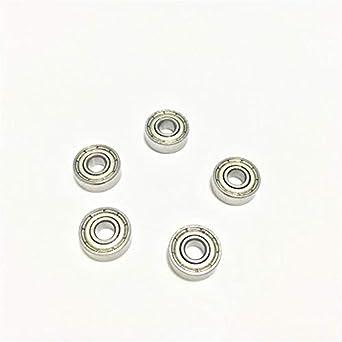 Metal Double Shielded Ball Bearing Bearings 686z 6x13x5 mm 686ZZ